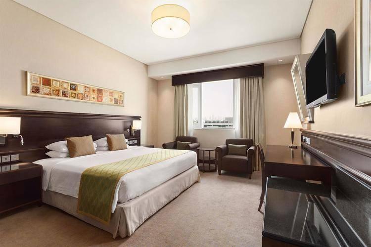 Crowne Plaza Jumeirah Dubai (Ex. Ramada By Wyndham Jumeirah Hotel)