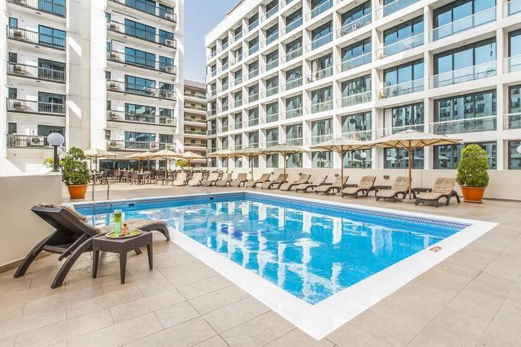 Golden Sands 3 Hotel Apartments