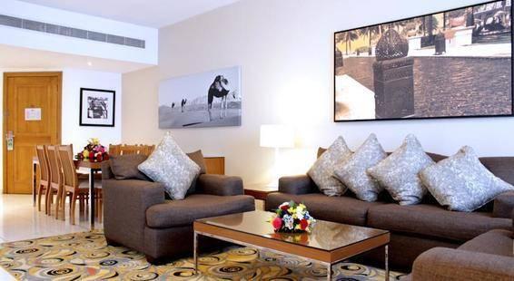 Golden Sands 10 Hotel Apartments