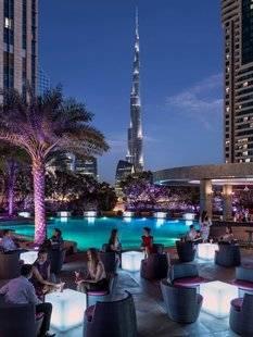 Shangri-La Hotel Dubai Sheikh Zayed Road