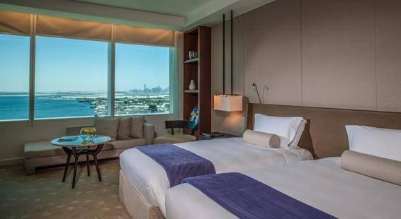 Intercontinental Residence Suites Dubai F.C. (Ex.Intercontinental Dubai Festival City)