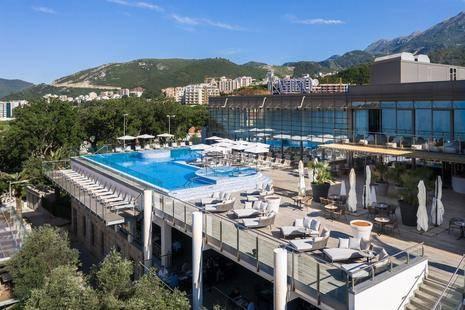 Falkensteiner Hotel Montenegro ( Ex. Queen Of Montenegro)