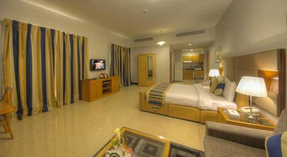 Star Metro Al Barsha Hotel Apartment