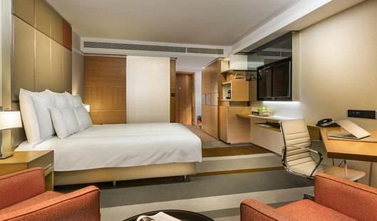 Swissotel The Bosphorus Hotel