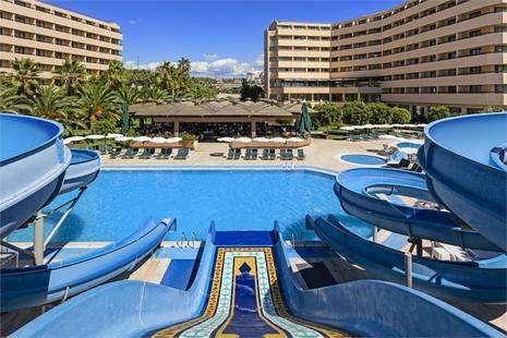 Ozkaymak Incekum Hotel