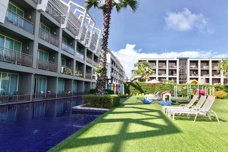 Sugar Marina Resort – Art (Ex. Sugar Palm Karon)