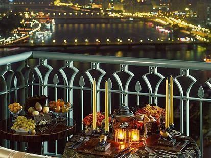Four Seasons Cairo At Nile Plaza