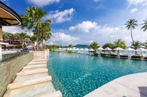 Pullman Phuket Panwa Beach Resort (Ex. Radisson Blu Panwa)