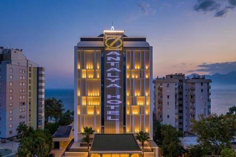 Oz Hotels Antalya Hotel Resort & Spa (Ex.Antalya Hotel)