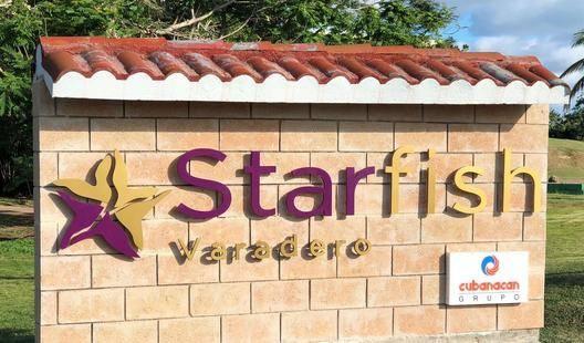 Starfish Varadero (Ex. Club Amigo Aguas Azules)