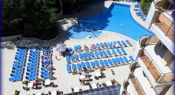 Blaumar Blanes Hotel