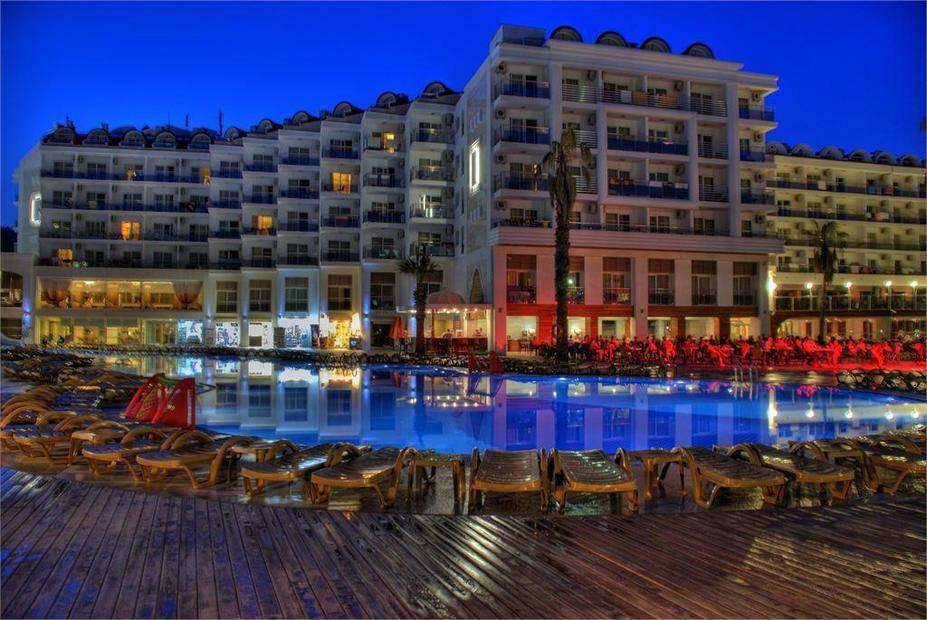 Туры в Турцию в отели 5* с высоким рейтингом до 50 000 ₽