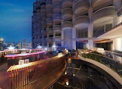 Tower Club At Lebua Hotel