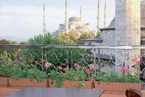 Sultan Ahmet Saray Hotel