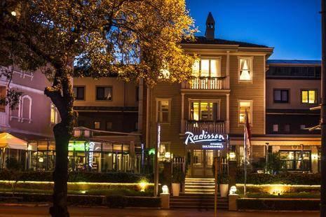Radisson Hotel Istanbul Sultanahmet (Ex. Best Western Citadel Hotel)