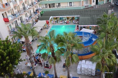 Saygili Beach Hotel( Ex. Side Sedef)