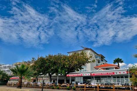 Manaspark Calis Hotel