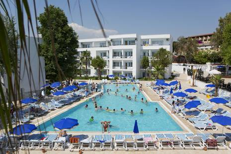 Larissa Beach Club Side