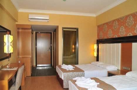 Golden Rock Beach Hotel