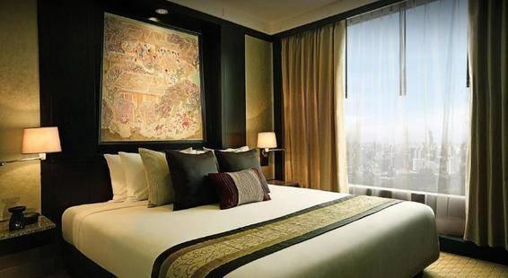 Banyan Tree Bangkok Hotel