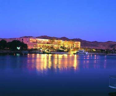 Pyramisa Isis Island Aswan Resort