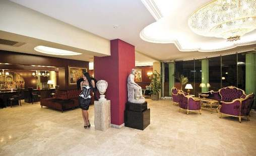 Antique Roman Palace Hotel
