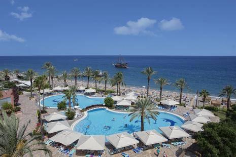 Asteria Kemer Resort (Ex.Asteria Hotel Fantasia)
