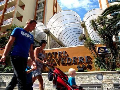Ohtels Belvedere (Ex. Belvedere Hotel)