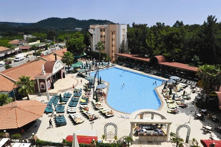 Armas Kaplan Paradise Hotel (Ex. Jeans Club Hotels Kaplan)
