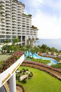 Royal Cliff Beach Resort