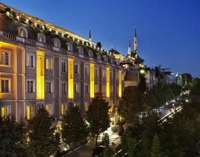 Eresin Hotel Sultanahmet (Ex. Eresin Crown Istanbul Hotel)