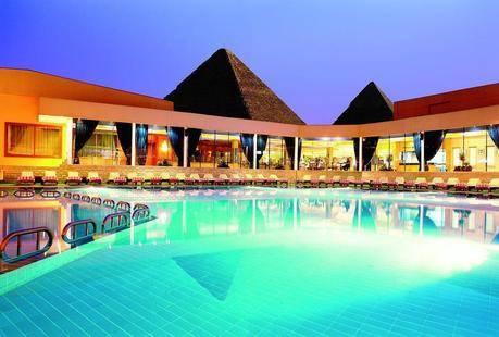 Movenpick Resort Cairo Pyramids