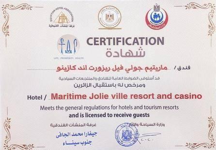Maritim Jolie Ville Resort & Casino