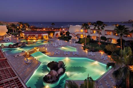 Naama Bay Promenade Beach Resort (Ex. Marriott Beach Resort Sharm, Ex. Sharm El Sheikh Marriott Resort)