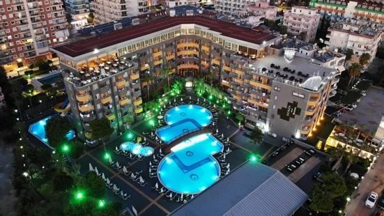 Senza Hotels Grand Santana Hotel (Ex. Grand Santana)