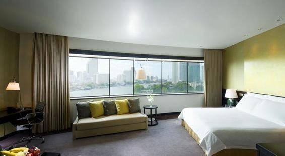 Millennium Hilton Bangkok Hotel