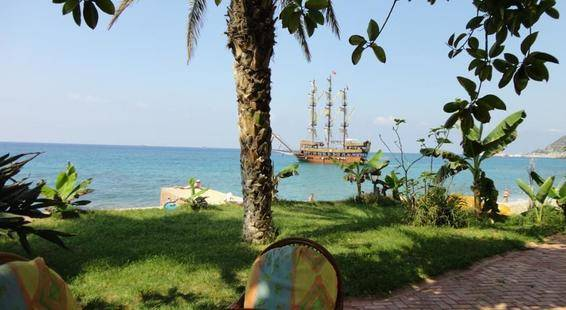 Floria Beach (Ex. Gorgulu Kleopatra Beach)