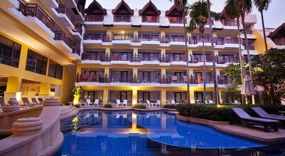 Woraburi Resort & Spa Karon Beach