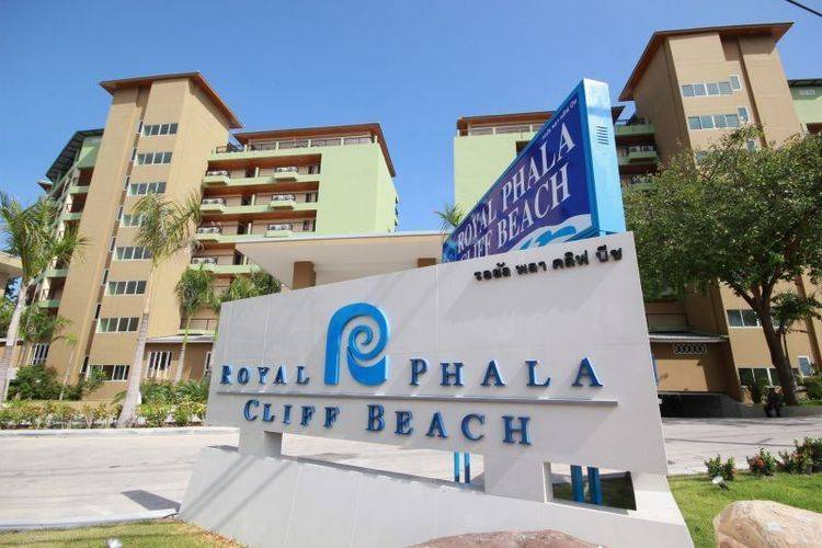 Royal Phala Cliff Beach