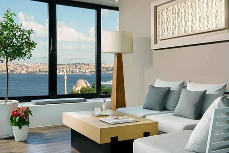 The Ritz Carlton Istanbul Hotel