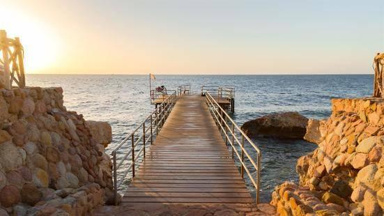 Coral Beach Rotana Resort Tiran