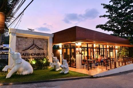 Naithonburi Beach Resort