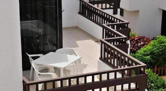 Paraiso Del Sol Aparthotel
