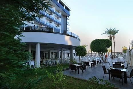 Kaila Beach Hotel (Ex. Katya Beach)