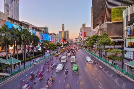 Holiday Inn Bangkok Hotel