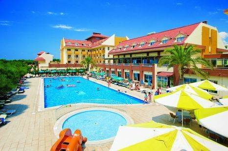 Seher Sun Beach Hotel