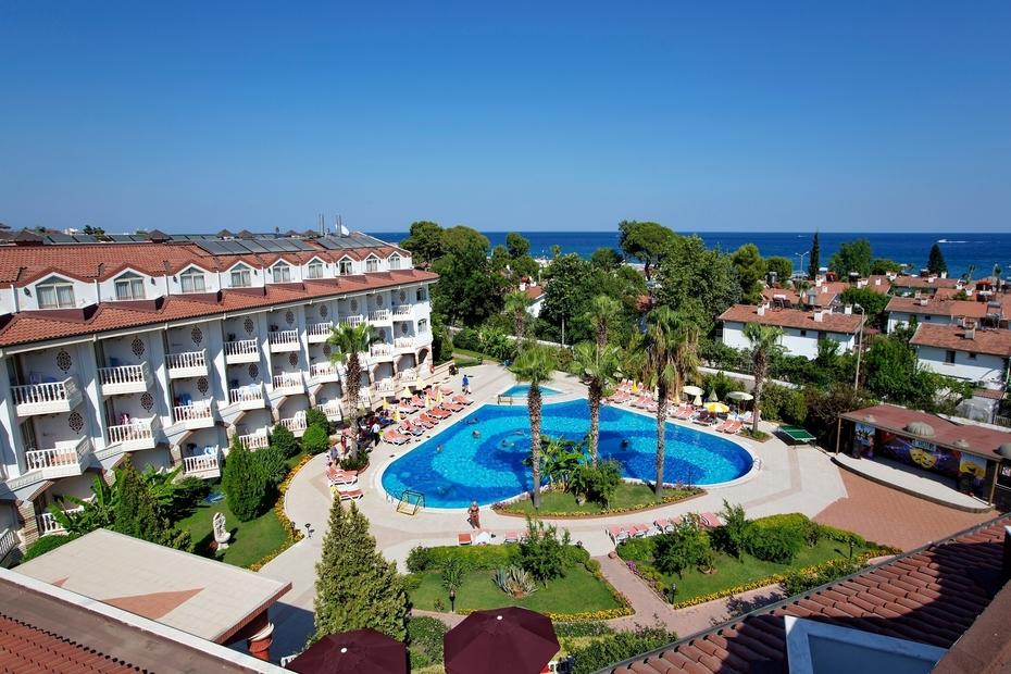 Туры в хорошие спа-отели Турции