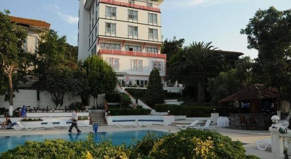 Halki Palace Hotel
