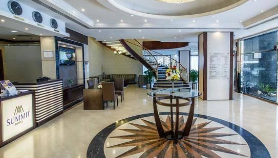 Summit Hotel (Ex. Hallmark)