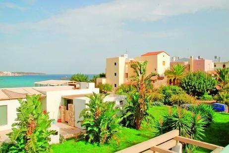 Almiros Beach Apartments